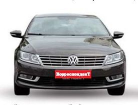 Корреспондент: Скромний піжон. Тест-драйв Volkswagen CC (бензин)