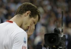 Энди Мюррей: Я видел слезы Роджера Федерера и думаю, что он меня понял