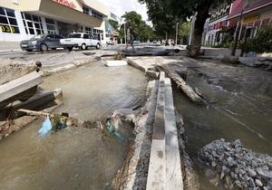 Сповіщення про повінь на Кубані проводилося не на належному рівні - слідство