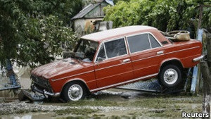 Кількість загиблих від повеней на Кубані перевищила 170 людей