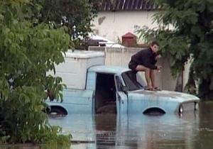 В результаті повені на Кубані постраждали понад 24 тисячі людей