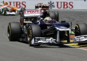 Мальдонадо отделался денежным штрафом по итогам аварии на Гран-при Великобритании