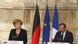 Олланд і Меркель відзначили річницю перемир я між країнами