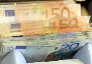 Євро впав на міжбанку