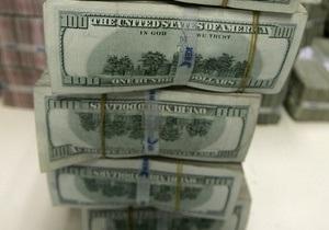 Золотовалютні резерви України до кінця року обваляться нижче $ 25 млрд - МВФ