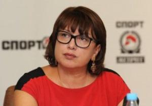 Президент Локомотива Смородская: Алиев? У нас нет для него вакансий