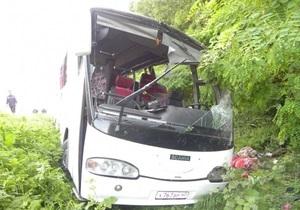 Водій автобуса з російськими паломниками швидше за все заснув за кермом – МНС