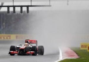 Хэмилтон стал лучшим на второй практике Гран-при Великобритании