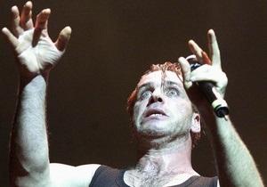 Вокаліст Rammstein заявив, що ненавидить шум