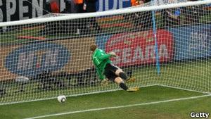 ВВС: Світовий футбол зважується на технології лінії воріт