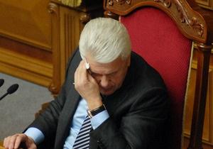 Прес-секретар Литвина спростувала заяви про його лікарняний