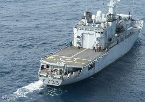 НАТО проводить військові навчання біля берегів Сирії