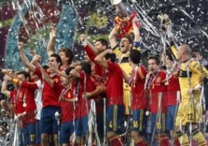 Я тут був. UEFA пропонує вболівальникам знайти себе на трибунах матчів Євро-2012