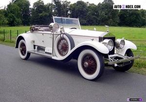 Столітній Rolls-Royce проданий на аукціоні за 5,8 млн євро