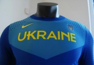 Фотогалерея: На Лондон. Новая форма украинских легкоатлетов