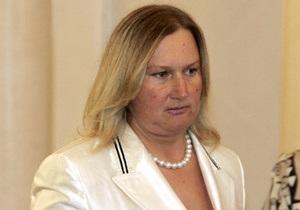 Дружина Лужкова залишила Росію після допиту