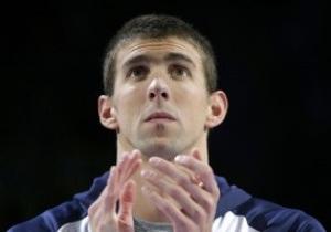 Фелпс не собирается повторять рекорд Пекина на Олимпиаде в Лондоне