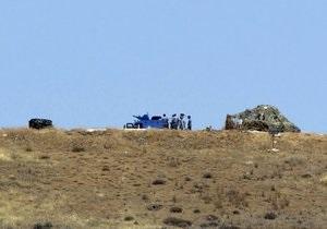 Близько 85 сирійських військових втекли до Туреччини