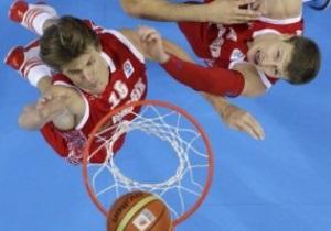 Збірна Росії з баскетболу розпочинає відбір на Олімпіаду з блискучої перемоги