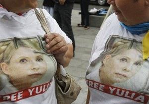 У ДПтС підрахували, що Тимошенко в лікарні провела з гостями понад 122 години