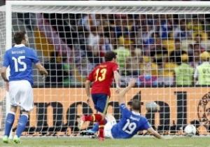 Гравець збірної Іспанії: На щастя, суперники не знайшли протиотруту до нашої гри, і ми святкуємо