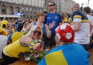 Политолог: Евро-2012 помогло развитию нашей национальной идентичности