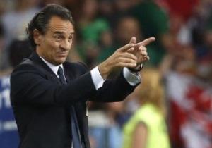 Пранделлі залишиться за кермом збірної Італії
