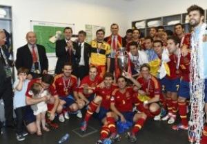 Блохин: Второй тайм Испания – Италия можно было и не играть
