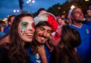 У Харкові роблять ставки на переможця Євро-2012 за допомогою цукерок