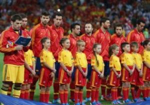 Легенда Реала: Може, Іспанія приберегла видатну гру для фіналу