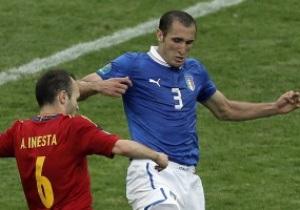 Лидер обороны сборной Италии: Испанские игроки - обычные люди