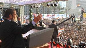 Мурсі склав присягу президента Єгипту