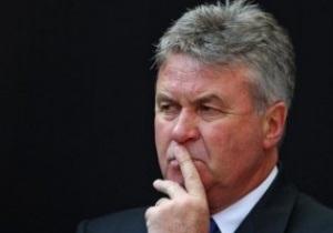 Хіддінк: Я не можу змінити ван Марвейка на посту тренера збірної Голландії