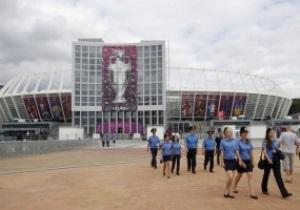 Безопасность финала Евро-2012 обеспечит беспрецедентное количество милиции