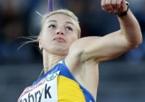Украинка выиграла золото на Чемпионате Европы по легкой атлетике