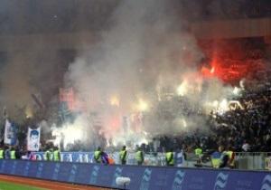 Уболівальники Динамо Київ стали найактивнішими на виїзних матчах минулого сезону