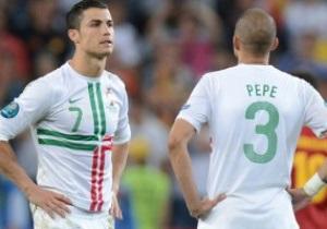 Криштиано Роналдо: Мы заслуживали выход в финал Евро