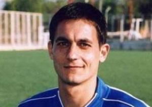 У віці 37 років від раку помер екс-нападаючий Чорноморця і Зорі