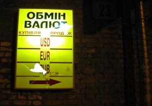 Міжбанк закрився на вчорашніх рівнях