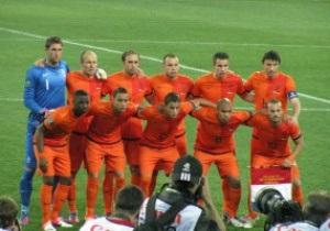 В сборной Голландии началась чистка рядов