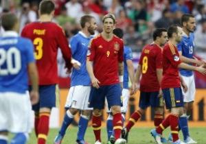 Букмекери віддають перевагу збірній Іспанії у матчі з Португалією