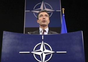 НАТО підтримала Туреччину і засудила Сирію за збитий військовий літак