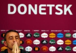 Португалия не намерена отсиживаться в обороне в Донецке