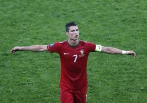Названы десять лучших игроков Евро-2012