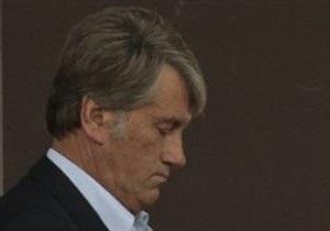 Ющенко заявив, що в його організмі залишилося 5% діоксину