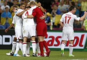 Английские футбольные власти довольны сборной на Евро-2012