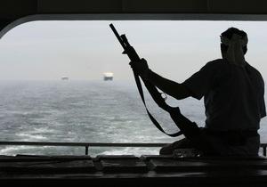 В Африці з явився новий осередок піратства - ВМФ Росії