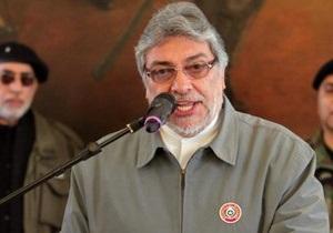 Звільнений парламентом президент Парагваю має намір повернутися до влади
