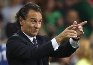Тренер збірної Італії: Фаворит у нашій грі - Німеччина
