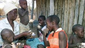 ВВС: Через кризу єврозони зменшено допомогу бідним країнам